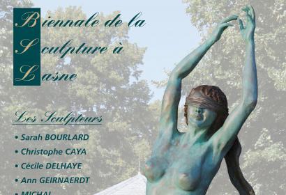 biennale - sculpture - Lasne