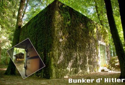Bunker - Hitler - Brûly-de-Pesche - Wallonie insolite