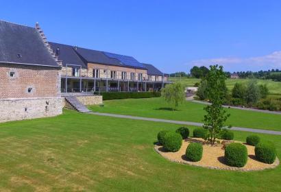 Gîte rural - Château de Crawhez - Thimister-Clermont