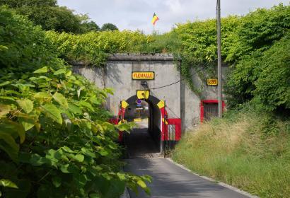 Fort - Flémalle - lieu historique - guerres - histoire - deuxième Guerre mondiale