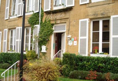 Maison d'hôtes - L'Escofiette - Torgny