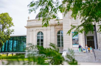 Musée de la Boverie in Liège: fine arts and exhibitions