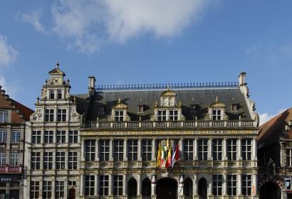 Tournai - Halle aux Draps