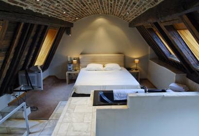 Les Tanneurs - Namur - chambre