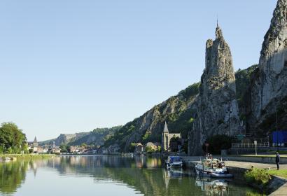 Rocher Bayard - Meuse - Dinant