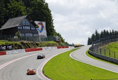 Circuit - Spa-Francorchamps - course automobile
