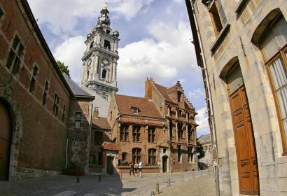 Mons - Le Beffroi - patrimoine mondial UNESCO