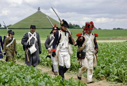 Commémoration - Bataille de Waterloo - Napoléon