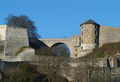 Citadelle de Namur- point de vue