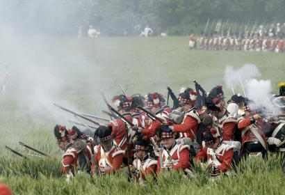 Reconstitution de la Bataille du 18 juin 1815 | Mémorial Waterloo 1815