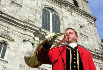 Sonneur - Royal - forêt - Saint-Hubert - corps de chasse