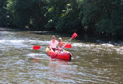 Ourthe - kayak - Ardenne - Aventures