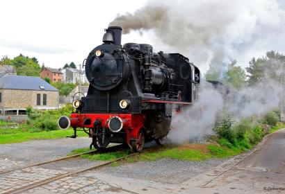 Festival vapeur - Festival locomotives à Mariembourg