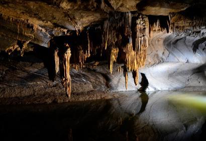 Han-Chanté   Visite des Grottes de Han en mode lyrique
