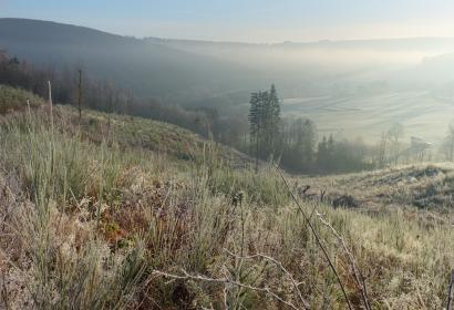 Herrliches Panorama bei Wanne