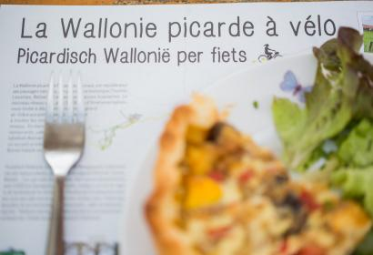 Wallonie picarde - vélo - restauration