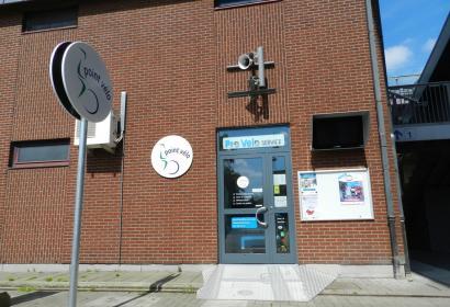Pro Velo Namur - Point vélo - gare de Gembloux