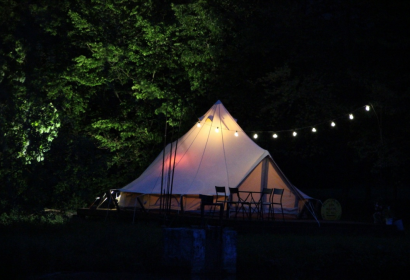 Naturia Ecocamp - tente safari