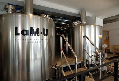 Manufacture Urbaine - MU - Wallonie insolite
