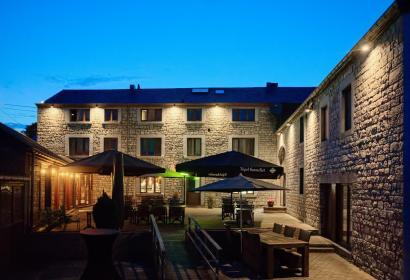 Maison Pal'Ange Hôtel Restaurant © Maison Pal'Ange