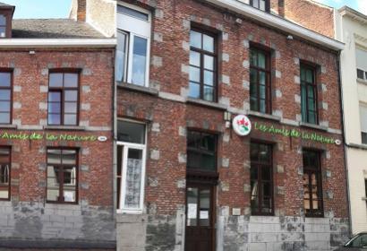 Centre - hébergement - La Maison Verte - Ath