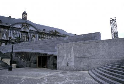 Archéoforum - Liège - vestiges - musée - archéologie