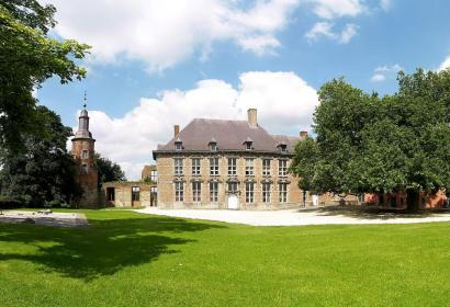Come and discover the Château de Trazegnies in Charleroi