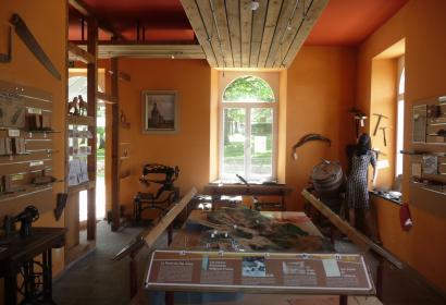 Musée de Wanne - vue extérieure
