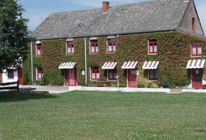 Gîte rural - Ferme de la Galoperie - Aublain - chambre d'hôtes