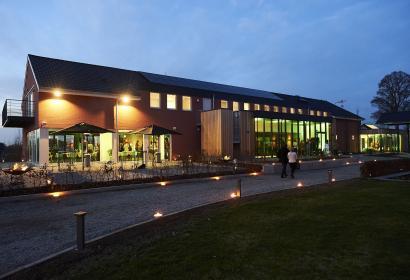 OFF Meeting - centre - séminaire - atypique - Brabant Wallon - vue extérieur