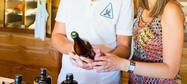 Brasserie - Achouffe - Houffalize - univers brassicole ardennais