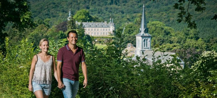 Saint-Hubert - Mirwart - Les plus beaux Villages de Wallonie