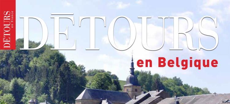 échappée - verte - Wallonie détours - Belgique