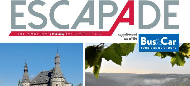 Bus&car - Tourisme de Groupe - Escapade - Wallonie - Belgique