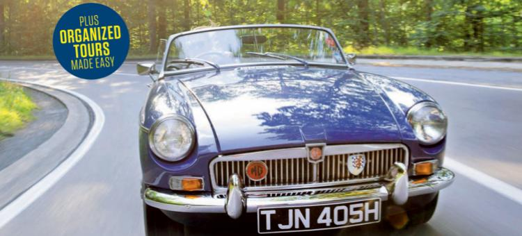 Wallonia - Touring - Guide - Classic - Car