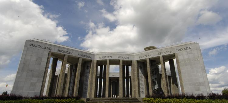Bastogne - Mardasson - Memorial Americain