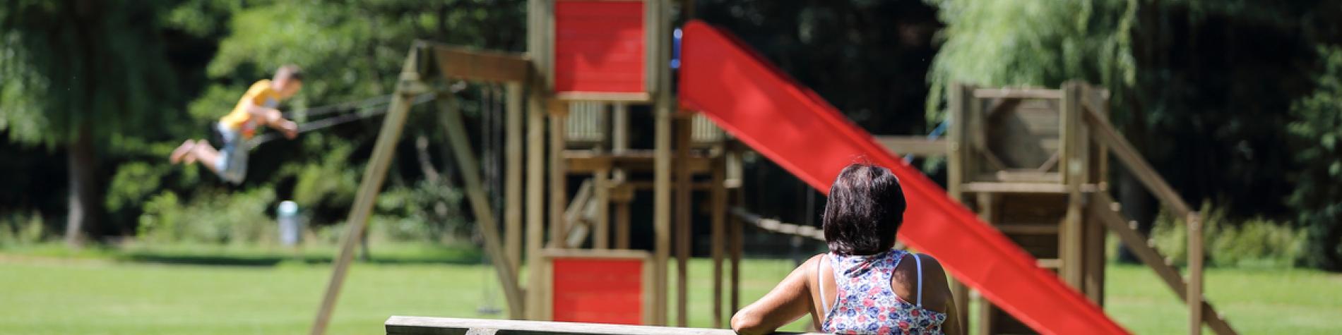 Jeux enfants - Floréal La Roche