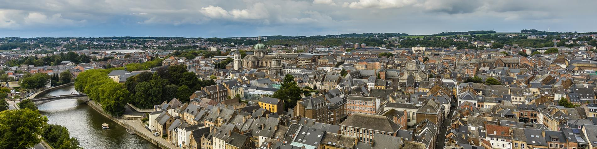 Namur - Panorama