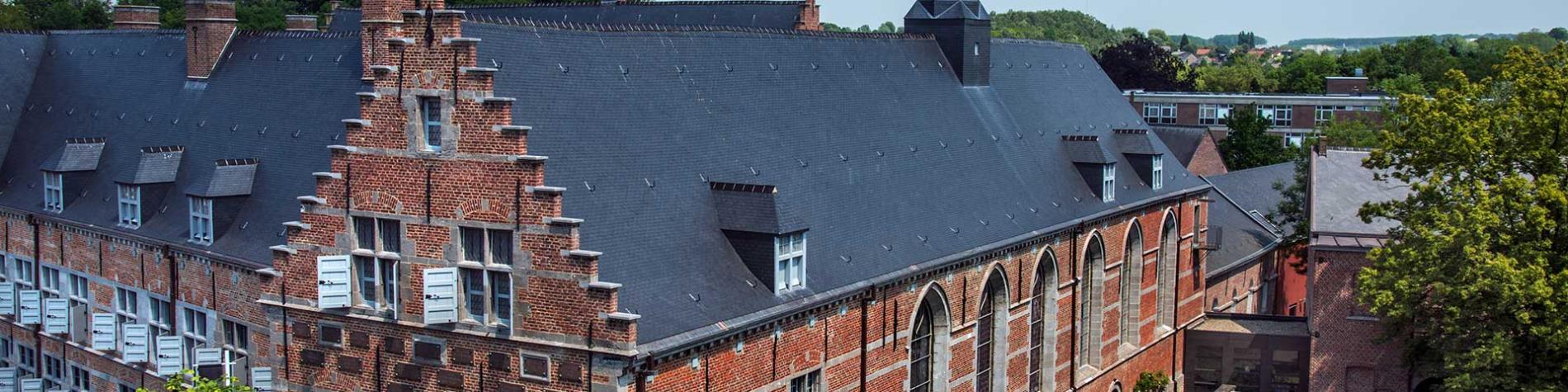 Hôpital Notre-Dame à la Rose à Lessines