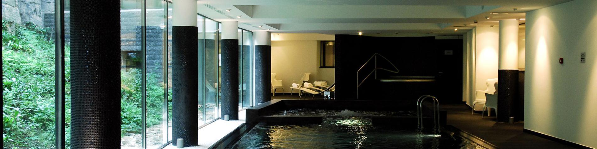 Osmose® - espace bien-être - Van der Valk Hotel Sélys - Liège