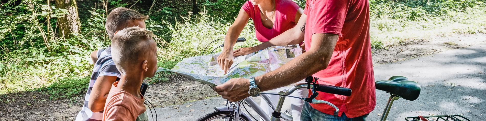 1000 bornes à vélo