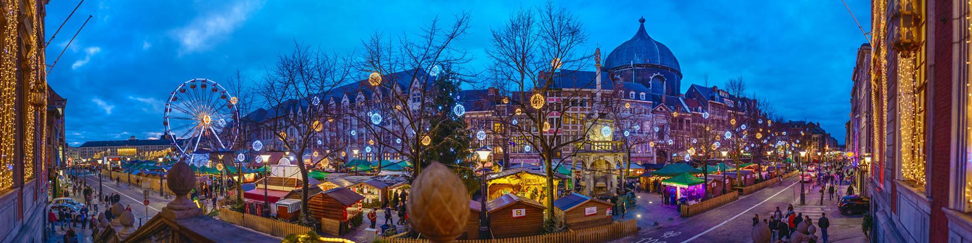 Village de Noël - Liège