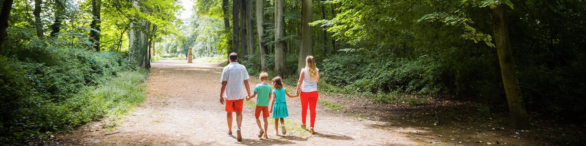 balades & promenades - thématique printemps - Nivelles - parc de la Dodaine