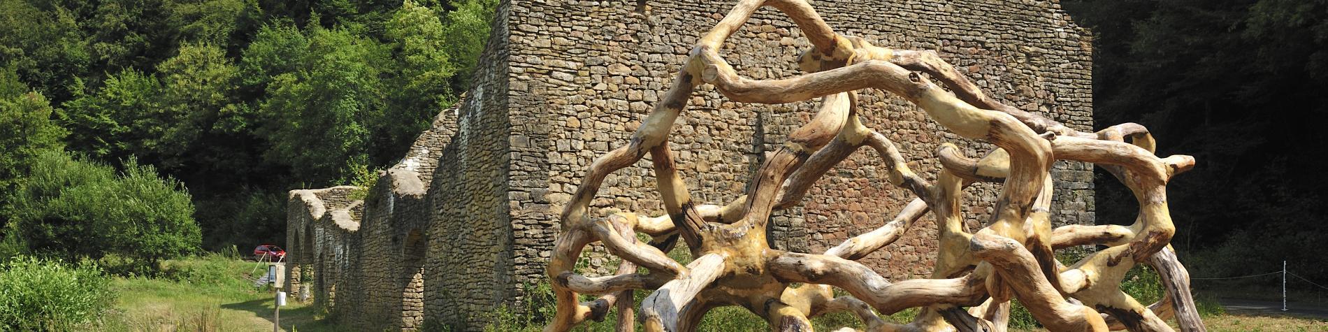 anciennes forges de Montauban
