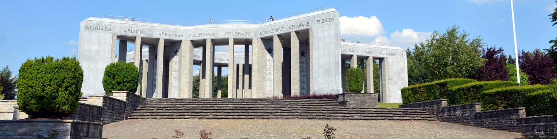 Mémorial du Mardasson à Bastogne