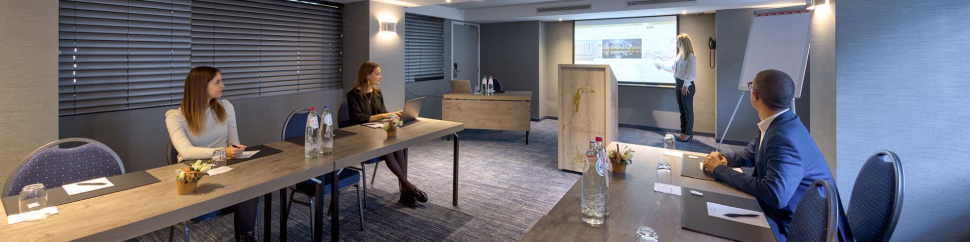 Congres - Hotel - Van der Valk - Mons