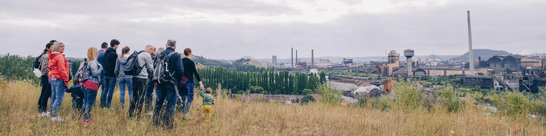 La Boucle Noire Randonnée à Charleroi