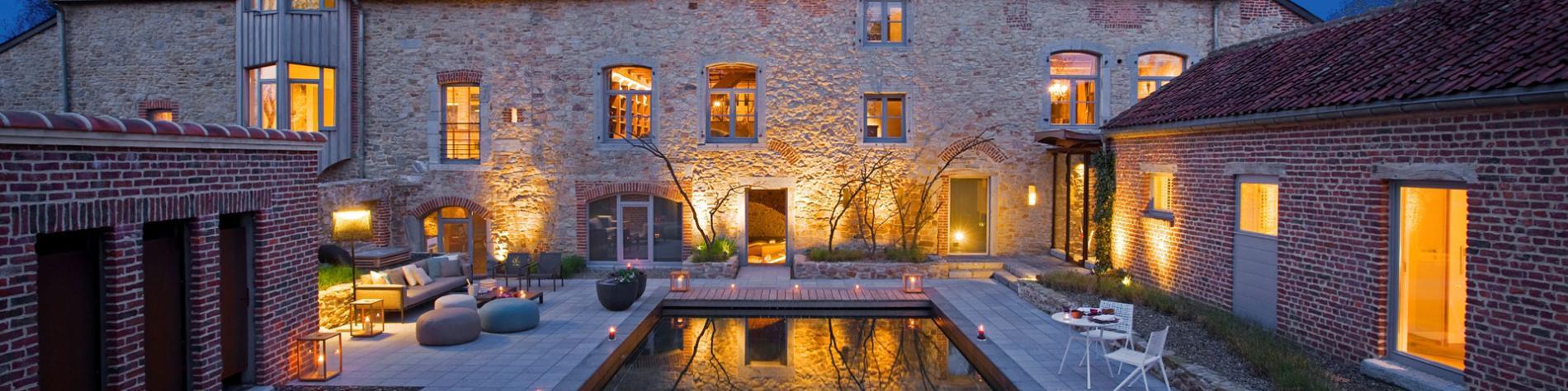 NE5T - Hôtel - Spa - Namur