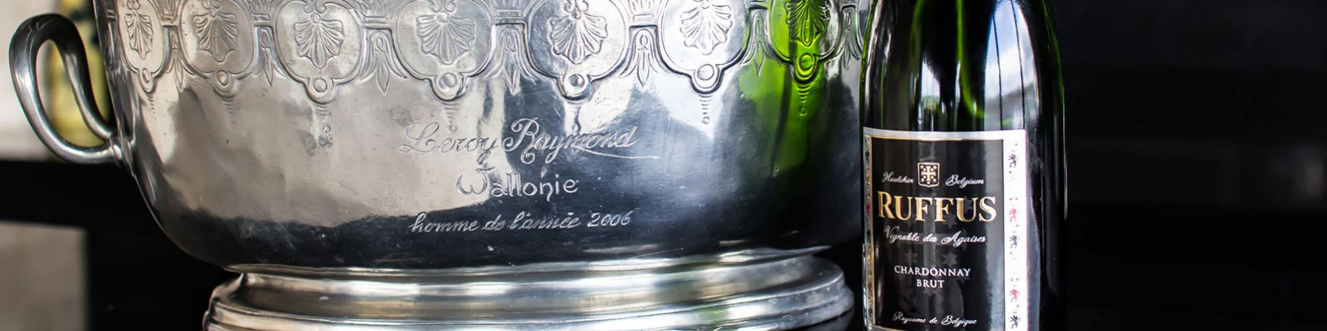 Visit'Entreprise - Vignoble des Agaises - Estinnes - Ruffus - Brut