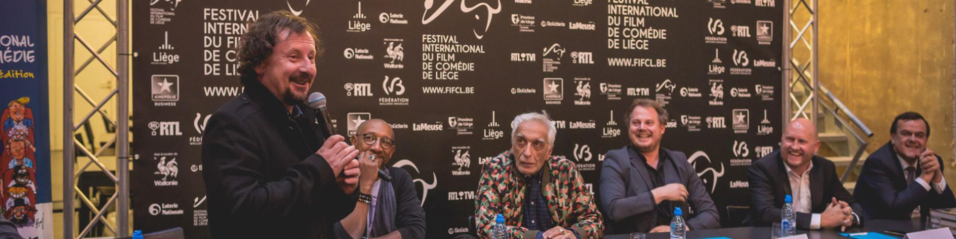 festival - international - film - comédie - Liège